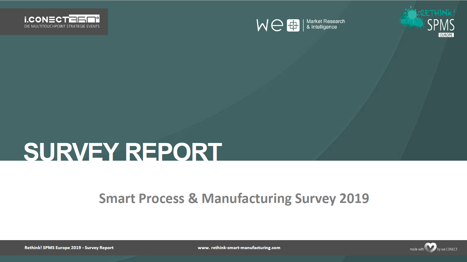 Smart Manufacturing Survey